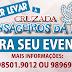 CRUZADA MENSAGEIROS DA PAZ