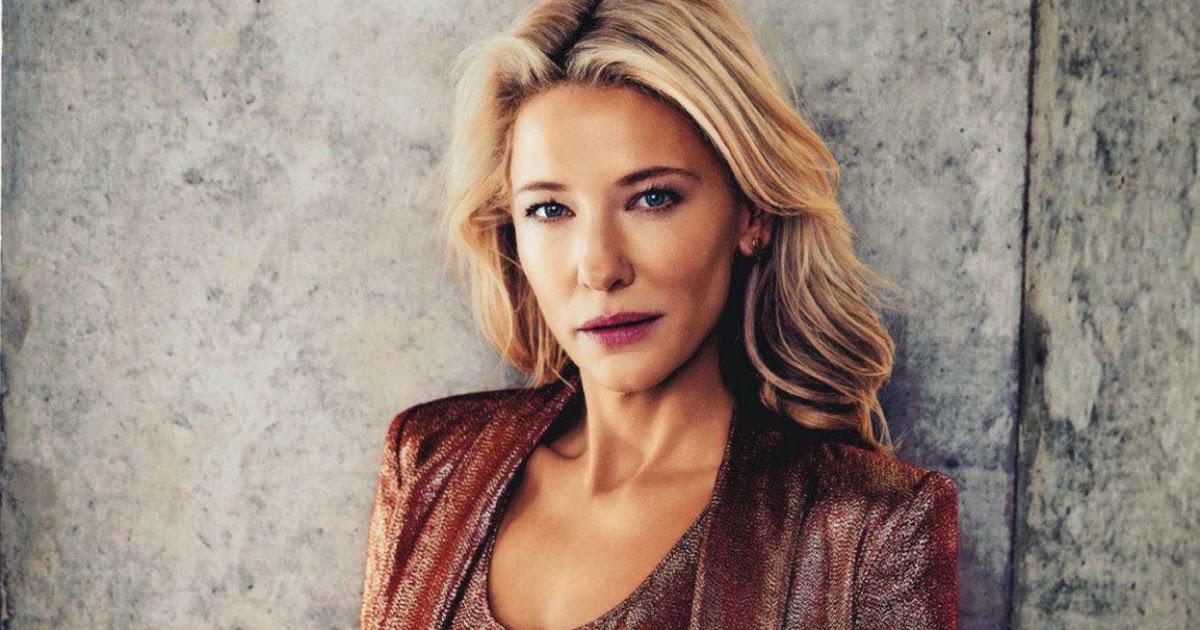 Cate Blanchett Photos From Vogue Australia Magazine Cover