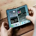Samsung smartphone Foldable coming next year?