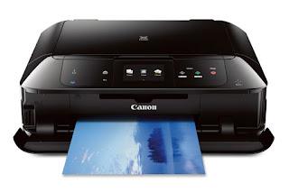 Canon Pixma MG7520 driver download Mac, Windows, Linux