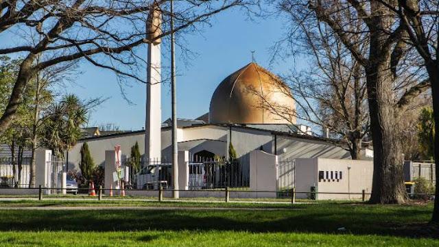 BREAKING: 40 dead in New Zealand mosques shooting