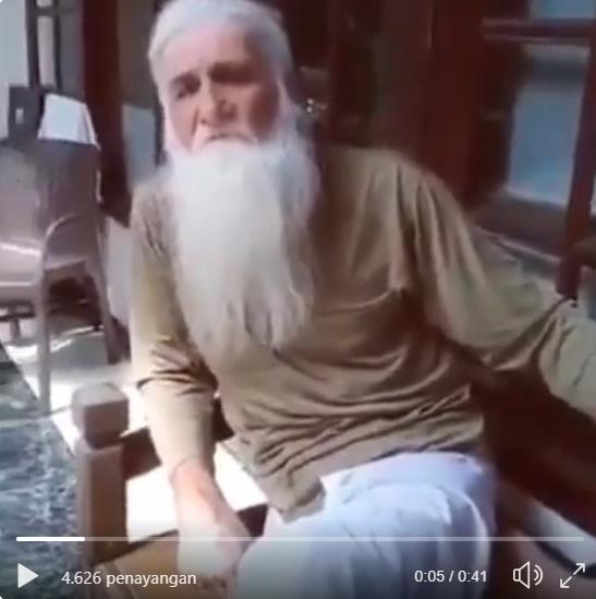 Abuya Tubagus Ahmad Syar'i: Insya Allah 02 Menang 57-60%