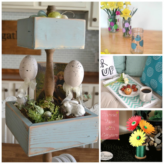 spring ideas for the table