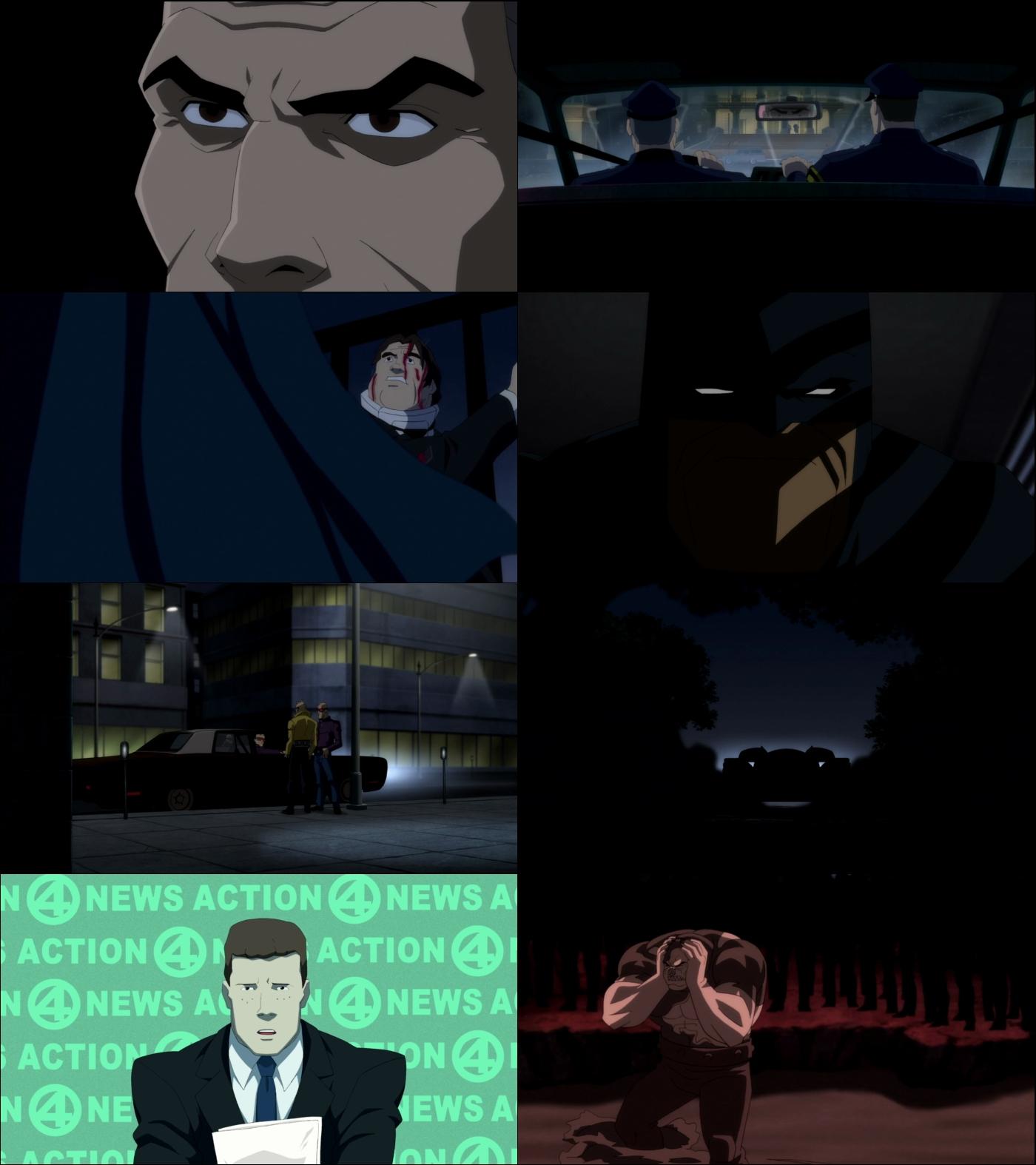 Batman El regreso del Caballero Oscuro Parte 1 1080p