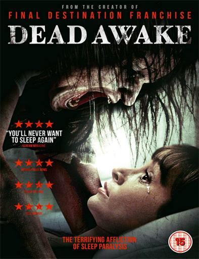 Ver Dead Awake (2016) Online