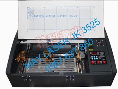 máy khắc laser 3525