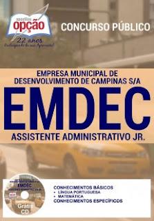 Apostila EMDEC (Campinas) Oficial de Manutenção I.