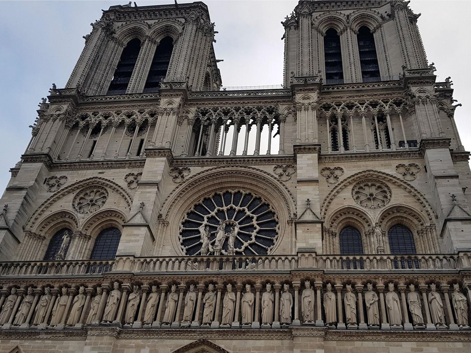 Catedral Notre Dame Paris