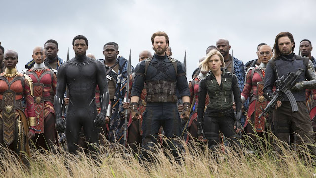 THE NEW #INFINITYWAR TRAILER GOT US VERY WORRIED ABOUT CAPTAIN AMERICA.