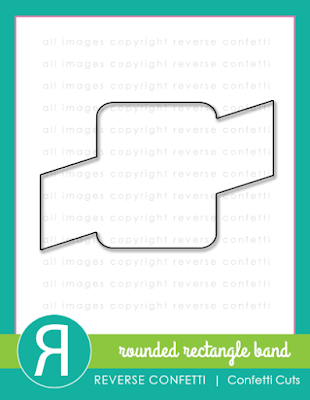 rounded rectangle band