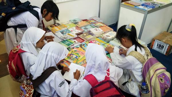 Pameran buku anak