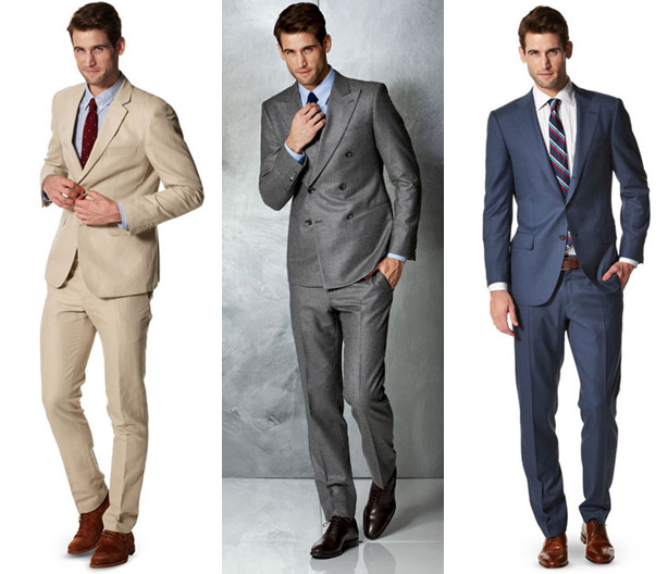 Custom Man Suits Blog Which Mens Suit To Wear At An Interview - Interview-suit-color