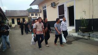 Kapolres Cirebon Kota Tidak Pandang Bulu ,Dua Pejabat PUPR Kota Cirebon Dilimpahkan ke Kejaksaan