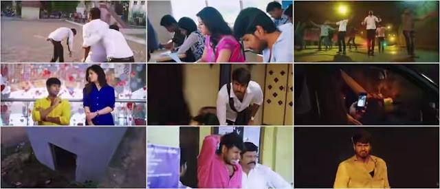 Watch C/O Surya (Nenjil Thunivirundhal)  (2018) South movie in hindi online