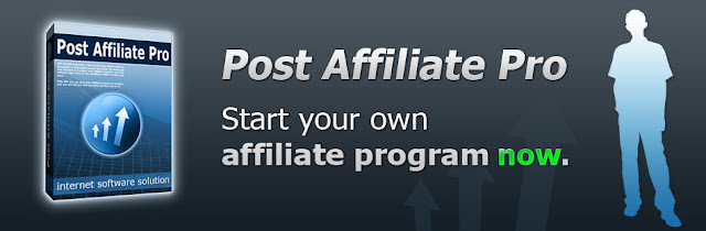 Post Affiliate Pro Software