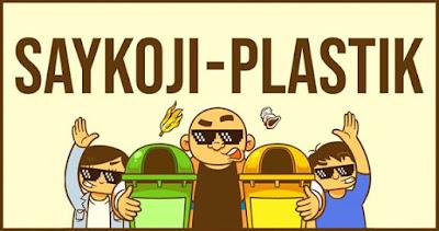 Download Lagu Mp3 Video Saykoji - Plastik
