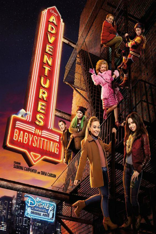 Further Adventures in Babysitting [2016] [DVDR] [NTSC] [Latino]