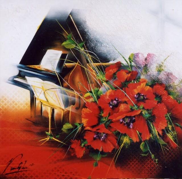 Французский художник. Raymond Poulet 7
