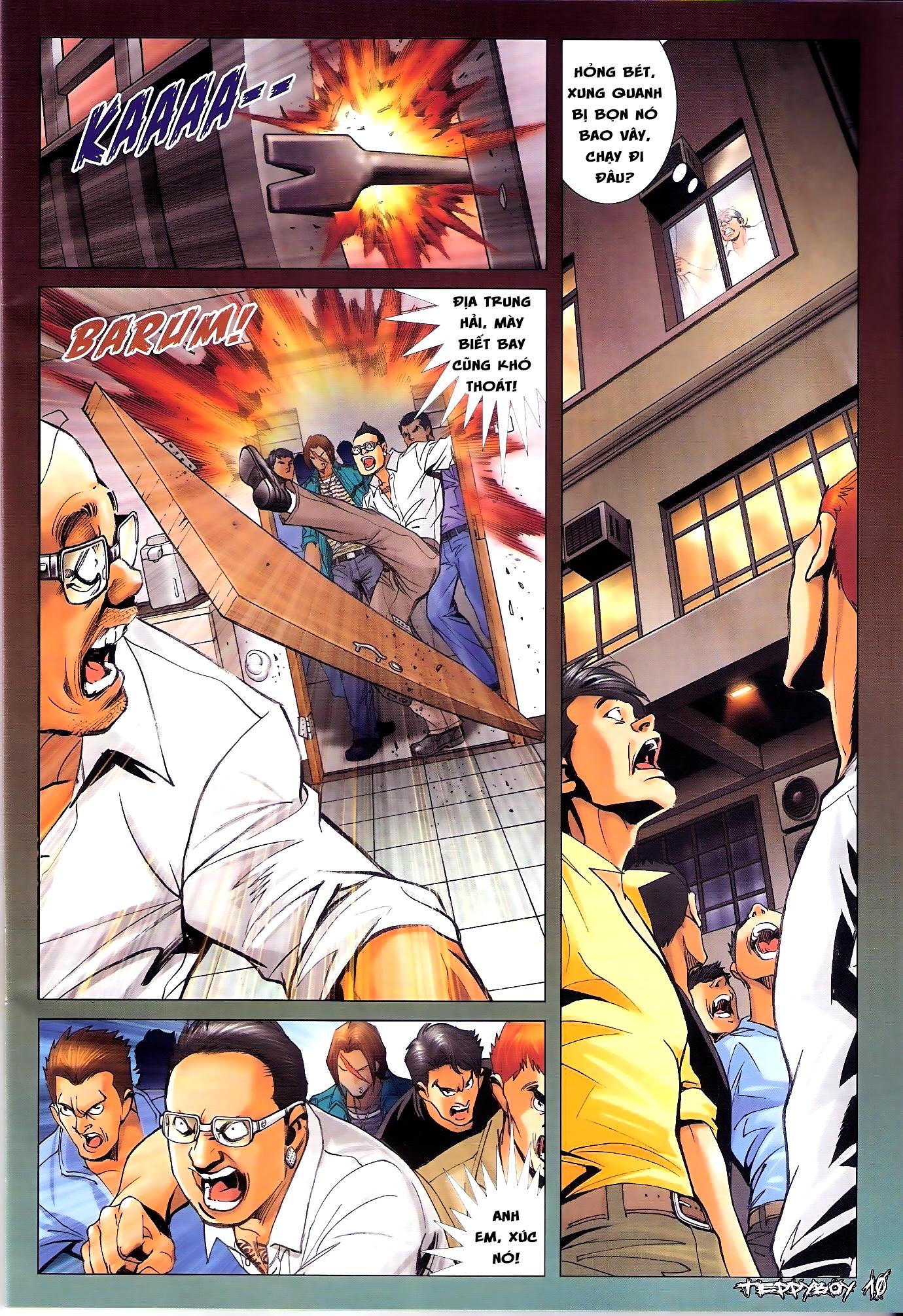 Người Trong Giang Hồ - Chapter 1315: Power Lương Gia Nhân - Pic 8