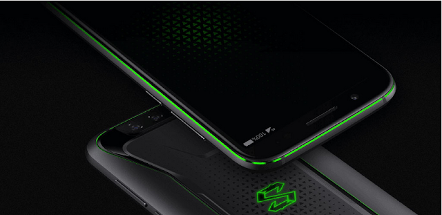 Xiaomi Black Shark : A mobile for Gamers
