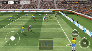 Real Football Mod v1.1.2 Apk Unilimited Money/Free Shooping Terbaru