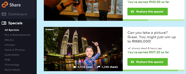 My #TCSelfie with Twin Towers was initially misused on 8Share website