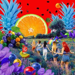 Lirik Lagu Red Velvet – Mojito (여름빛)