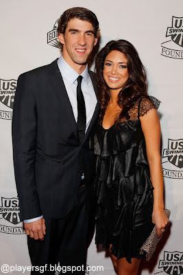 Micheal Phelps ex girlfriend Nicole Johnson