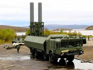 Sistem Rudal Pantai Bastion-P Rusia
