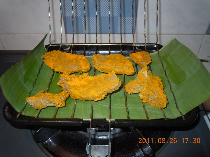 Jemari Asmara Cara Buat Daging Salai