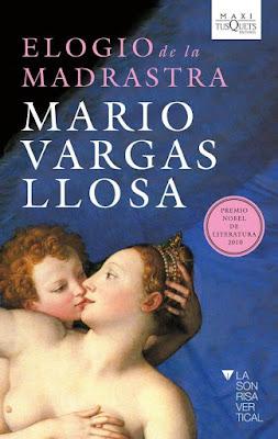 Elogio de la madrastra, de Mario Vargas Llosa