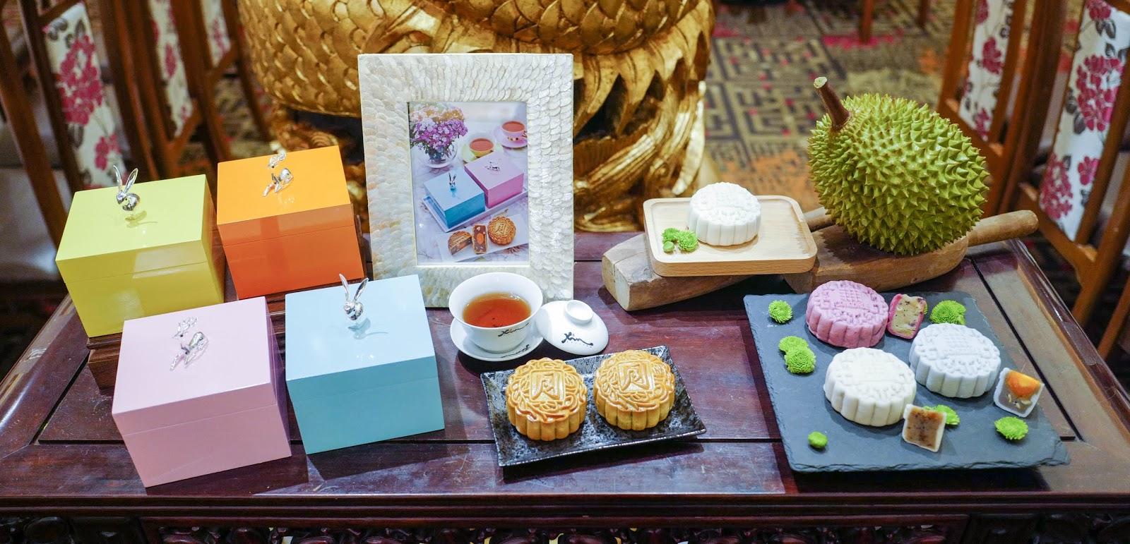 Colours of Mid-Autumn Mooncakes, Concorde Hotel Kuala Lumpur