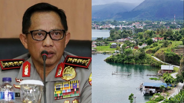 Surat Terbuka Kepada Kapolri Tito Karnavian dari Aktivis Yayasan Peduli Danau Toba