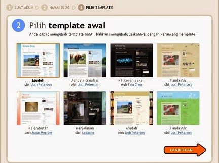 Cara Memilih Template Blogspot Yang User Friendly-blog kang miftah