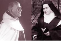 Elisabeth de la Trinité, Marie-Eugène EJ