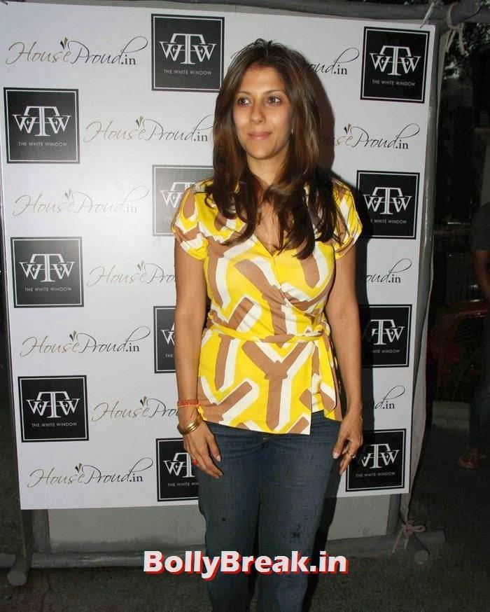 Renu Chainani, Twinkle Khanna at Sanvari & Anjori Alagh's Pop Up Store Launch