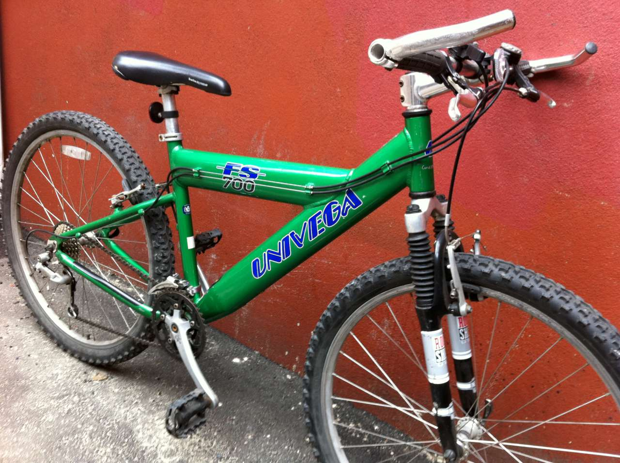 Bike Boom Refurbished Bikes 1998 Univega Fs700 Mountain Bike