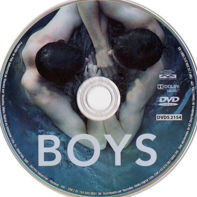 Label DVD Boys