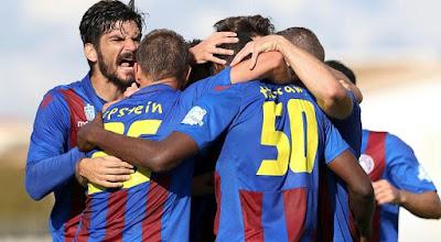 Η αποστολή των παικτών της Κέρκυρας για το αυριανό ματς στα Χανιά με τον Πλατανιά