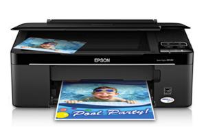 Epson Stylus NX130 Printer Driver Downloads & Software for Windows