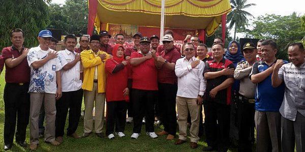 Walinagari se Padangpariaman Diimbau Ikut Sosialisasikan Pemilu 2019