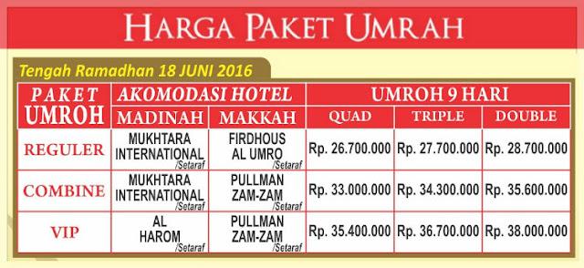 harga-paket-umroh-vip-tengah-ramadhan-2016