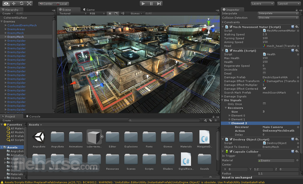 Unity 4.6.1 Final + Patch Free Download
