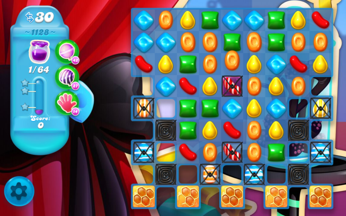 Candy Crush Soda Saga 1128