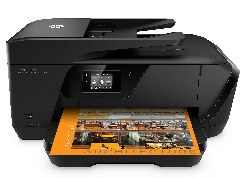 HP Officejet 7510 Series Printer Driver Download | HP Driver