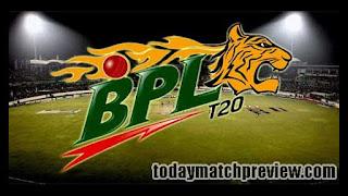Today BPL 2019 12th Match Prediction Dhaka Dynamites vs Sylhet Sixers