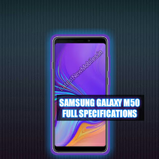 Samsung Galaxy M50 price and launch date in india