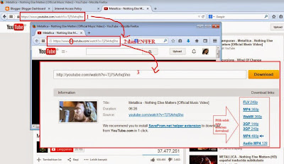Cara Download Video Youtube Terbaru di Browser