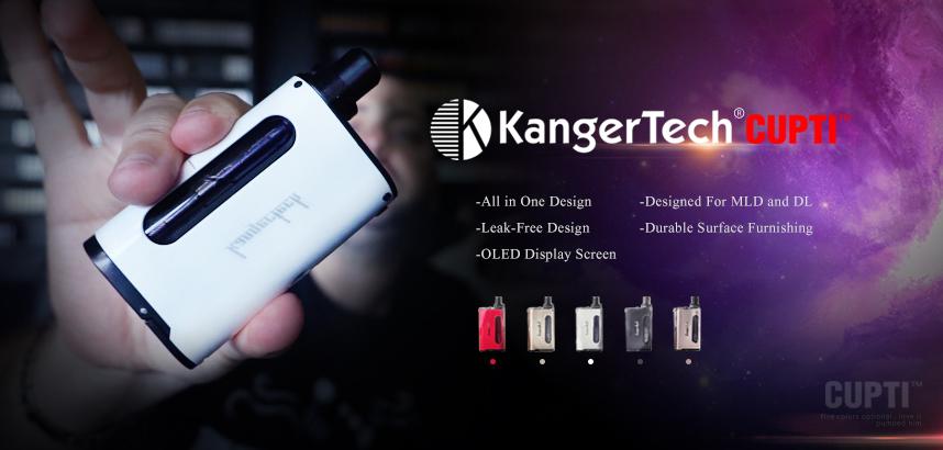 Kanger Cupti Starter Kit