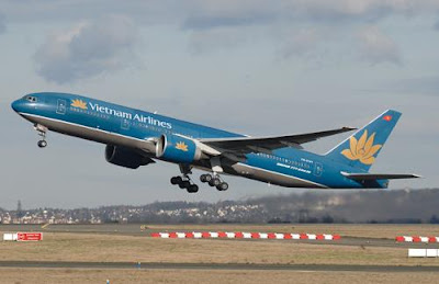 Vietnam Airlines giảm giá vé máy bay trực tuyến